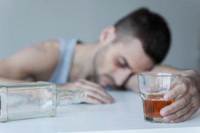 Alcolista Cronico